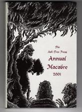 The Ash-Tree Press Annual Macabre 2001 by Jack Adrian Limited