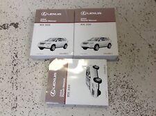 Lexus car truck repair manuals literature ebay 2004 lexus rx330 rx 330 service shop workshop repair manual set factory oem fandeluxe Choice Image