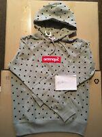 Supreme Comme Des Garçons SHIRT  Box Logo Polka Dot BAPE PALACE OFF WHITE KAWS
