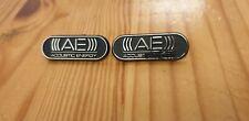 2x Acoustic Energy AE100 speaker's Logo Badge