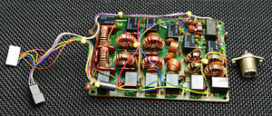 ICOM IC735   -   LOW PASS FILTERS