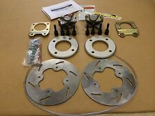Honda TRX450 Foreman 1998-04 ATV High Lifter Front Disc Brake Conversion Kit