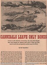 Alfred Packer - Cannibals Leave Only Bones + Trial + Chief Ouray, Humphrey, Swan
