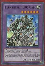 Yugioh CT08-EN011 Elemental Hero Gaia  Super Rare Card
