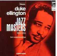 Edward Kennedy Ellington - Jazz Masters FAST POST CD