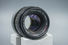 Canon FD 50/1,4 S.S.C. 50mm 1:1.4 S.S.C. Super condition