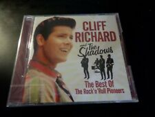 CD DOUBLE ALBUM - CLIFF RICHARD & THE SHADOWS - THE BEST OF  - NEW & SEALED