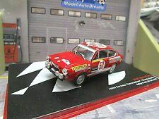 SEAT Fiat 850 Coupe Rallye Costa del Sol Spain #52 Sornosa minv IXO Altaya 1:43