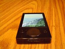 Microsoft Zune 120 Black(120 Gb) New 850 Mah battery
