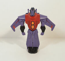 "2008 Starscream 4.75"" McDonald's Action Figure #4 Transformers Animated Series"