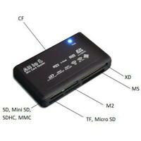 Memory SD TF MS Reader Card Flash Multi Cards 3.0 For CF Compact USB UGREEN