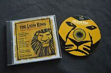 THE LION KING ORIGINAL CAST RECORDING SOUNDTRACK CD! HANS ZIMMER ELTON JOHN