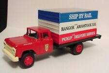 HO scale custom Bangor and Aroostook BAR truck vehicle