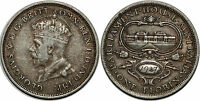 AUSTRALIA FLORIN 1927 KM#31