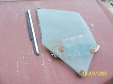 1969 1970 COUPE DEVILLE LEFT REAR QUARTER WINDOW GLASS OEM USED