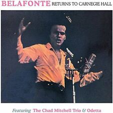 Harry Belafonte - Returns to Carnegie Hall [CD]