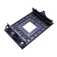 Soporte Negro Disipador Ventilador CPU Socket AMD AM4 Placa Base