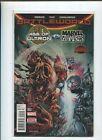 Age Of Ultron Vs Marvel Zombies #2 Battleworld Near Mint Unread MD4