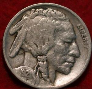 1921 Philadelphia Mint Liberty Nickel