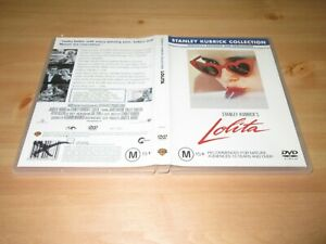 Lolita (1962) DVD [Please Read]