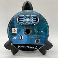 EOE Eve of Extinction PS2 Disc Only Tested Sony PlayStation 2 Ps2 Game Good 2002
