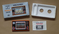 Vintage NINTENDO Game & Watch Fire Attack (Boxed Instructions)