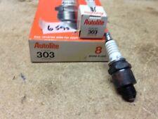 AutoLite 303 Resistor Spark Plug for 78-80 International Harvester