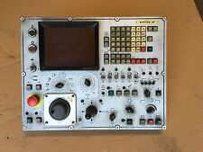Fanuc System 6T Control Panel A02B-0050-C420 with A20B-0007-0030/02A