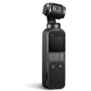 DJI Osmo Pocket - Handheld 3-Axis Gimbal Stabilizer, Black -READ!!!-
