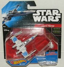 Star Wars Resistance X-Wing Fighter Hot Wheels Diecast Vehicle NEW