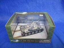 AF925 DRAGON ARMOR T-34/76 Mod 1941 MOSCOW 1942 TANK BRIGADE 1/72 60135 WWII