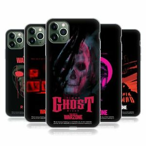 ACTIVISION CALL OF DUTY: WARZONE HALLOWEEN 2021 GEL CASE FOR APPLE iPHONE PHONES