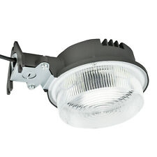 LED Mini Wall Pack Area Barn Light 75W Outdoor Fixture Security with Photocell