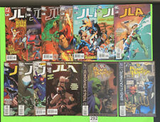 DC Comic Lot Of 13 JUSTICE LEAGUE OF AMERICA, JLA CLASSIFIED,BLACK BAPTISM