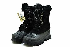 Ladies Tracker Tecs High Performance Hunting Outdoor Boots Black Size 8 NEW