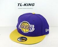 New Era NBA Los Angeles LA Lakers HWC 9FIFTY Snapback Adjustable Hat N