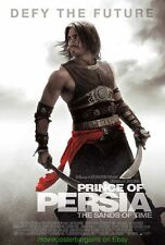PRINCE OF PERSIA MOVIE POSTER DS ADVANCE 27x40 JAKE GYLLENHAAL