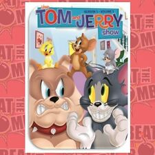 The Tom and Jerry Show (2014): Season 1 - Volume 1  - DVD - NEW Region 4