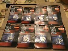 8 Packs Bahco Sandvik triangle scraper replacement blades 25 mm Painter