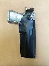 """Desert Eagle Leather Holster For 6"""" .50 AE, .44, .357 strongside/crossdraw #4012"""