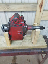 Ford Tractor Sherman Step Up Step Down Transmission