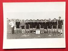 Foto Fussball Mannschaft HALBERSTADT Junkers Betriebssport    ( 8045