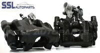 Focus Mk2 ST2 ST3 ST225 Black Rear Remanufactured Brake Calipers & Carriers