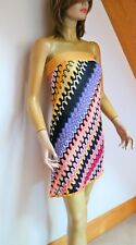 Missoni Mare Mini Dress Top Skirt