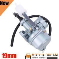 19mm Carburetor PZ19 Carb for Chinese 50 70 90 110 cc ATV Quad 4 Wheeler Taotao