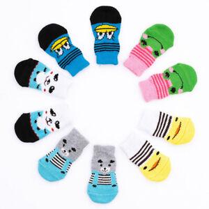 Dog Soft Anti Slip Socks Pet Socks Pet Supplies Dog Cotton Socks Pet Knits Socks