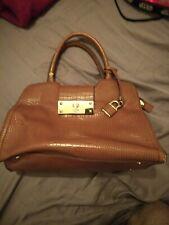 Guess brown handbag