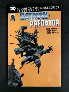 DC Comics / Dark Horse: Batman vs. Predator TPB 2017 1st Printing