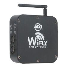 American DJ Wifly EXR RICETRASMETTITORE BATTERIA RICEVITORE WIRELESS DMX illuminazione del mittente