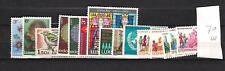 1970 MNH Luxemburg year collection, jaargang, Postfris